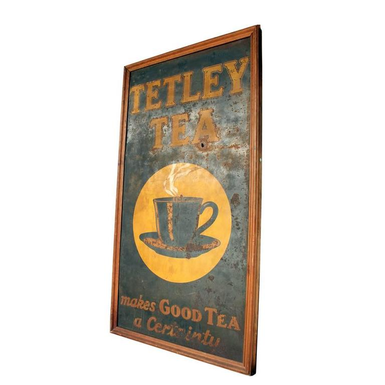 Tetley Tea Sign 4