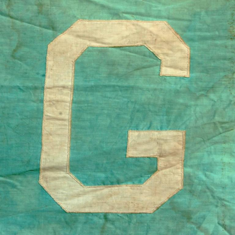 Vintage Circus Tent Flag, Ringling 3