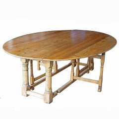 Hand Planed Pine Wake Table