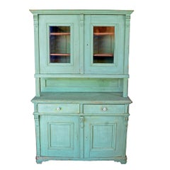 Country Green Hutch