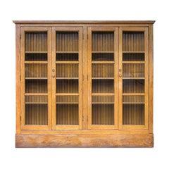 1930s Schoolhouse Cabinet