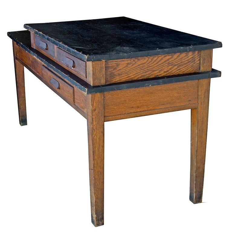 Mid-20th Century Convent Work Table For Sale