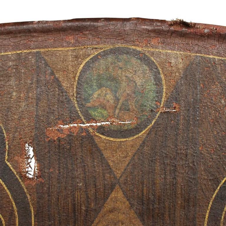 19th Century Folk Art Sleigh For Sale