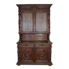 Black Forest Style Hutch