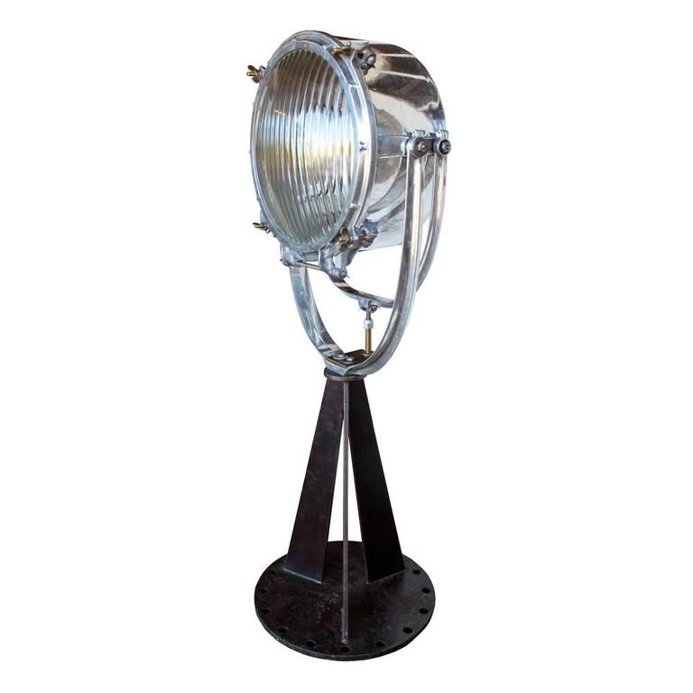 Restored Westinghouse Spotlight For Sale At 1stdibs