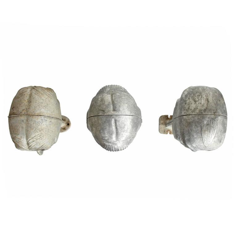 Mid-Century Halloween Mask Molds 3