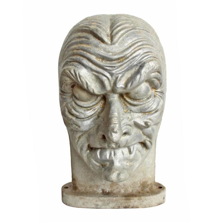 Mid-Century Halloween Mask Molds 7