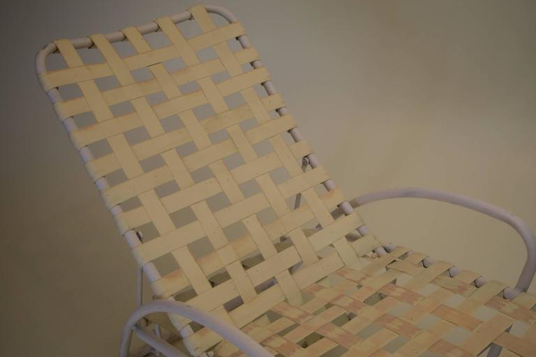 Rare Bolero Chaise Longue Recliner By Richard Frinier For