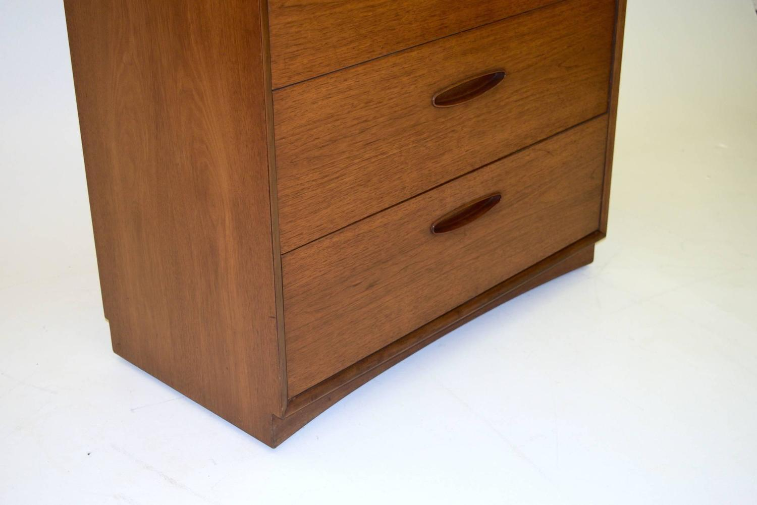 outstanding tallboy bachelors chest by henredon fine furnishings for