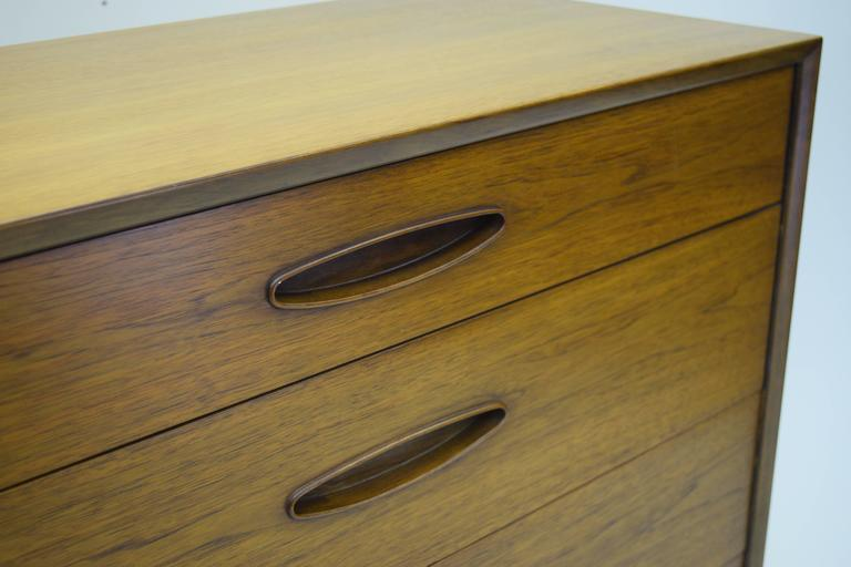 this outstanding tallboy bachelors chest by henredon fine furnishings