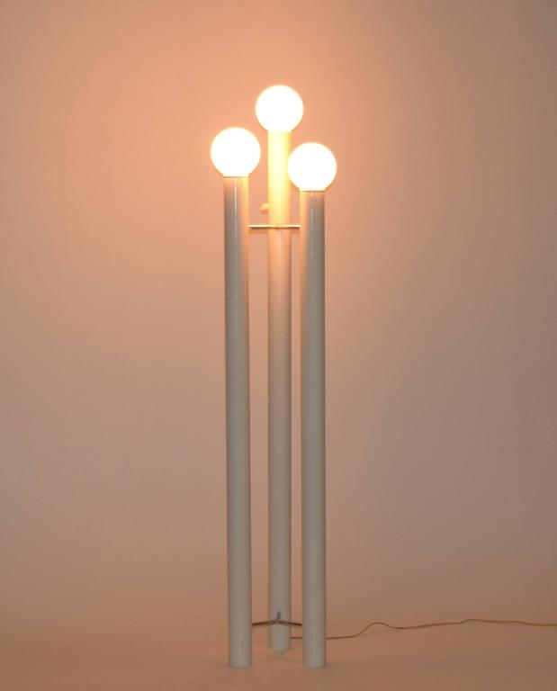 Skyscraper Tower Floor Lamp By Tony Paul For Mutual Sunset
