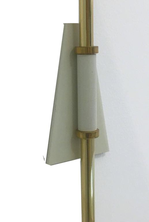 Wall Mounted Pulley Sconce Lamp By Gerald Thurston For