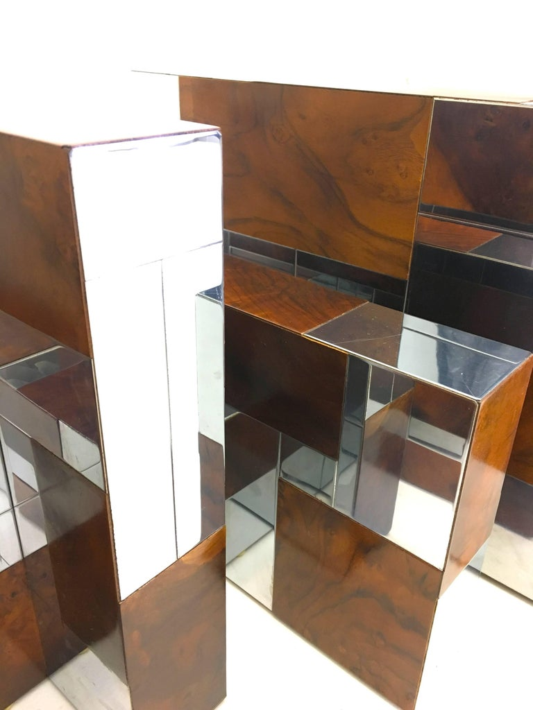 Coffee Table by Paul Evans PE 400 Series for Directional For Sale 1
