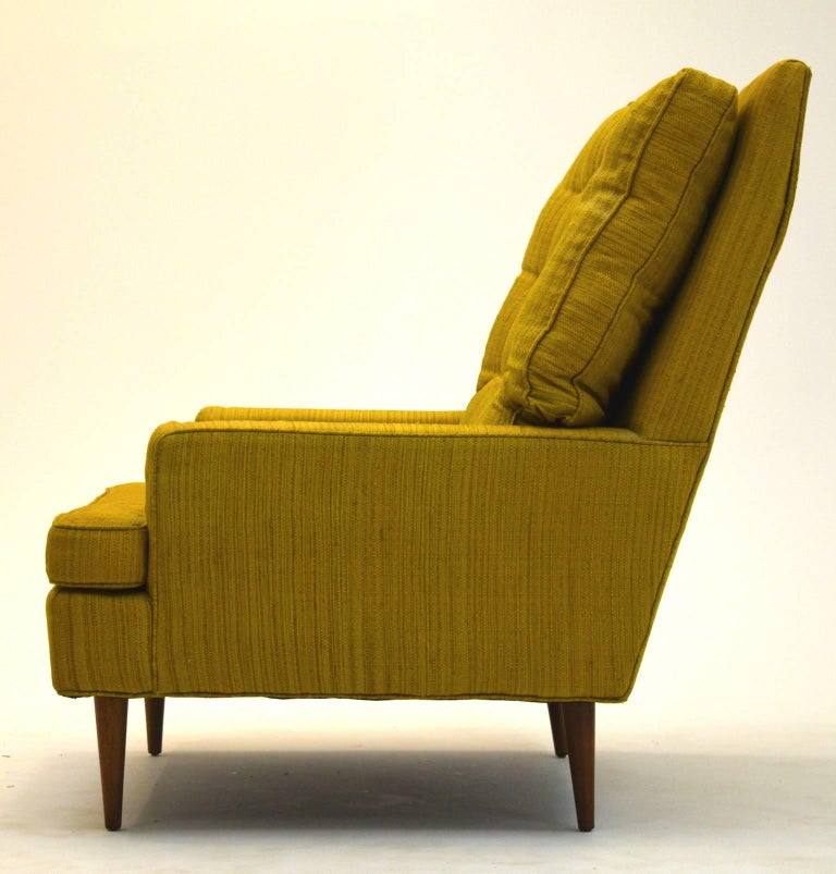 Lounge Chair by Milo Baughman For Sale at 1stdibs