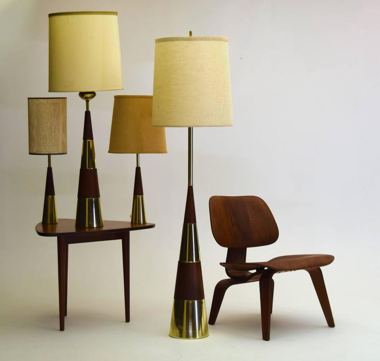 this floor and table lamp set by tony paul for westwood is no longer. Black Bedroom Furniture Sets. Home Design Ideas