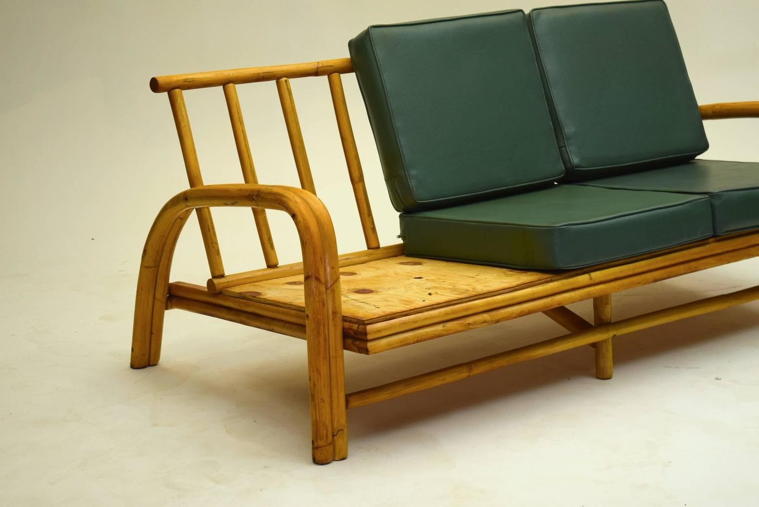 Eight Piece Vintage Rattan Suite For Sale At 1stdibs