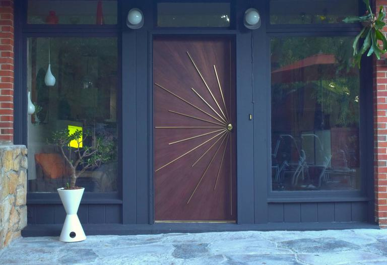We Build Custom Modernist Doors For Residential And Commercial/business  Applications For Interior And Exterior