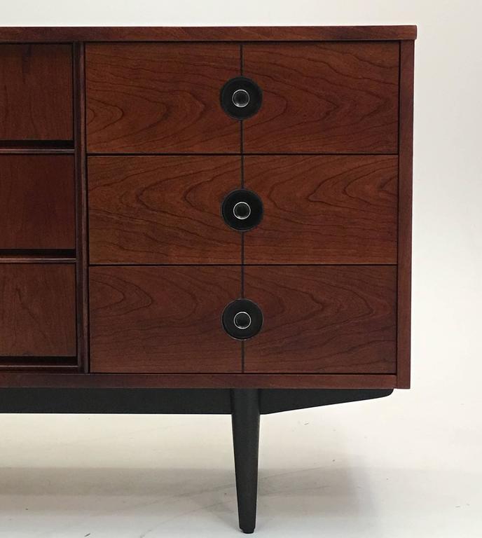 Distinctive Furniture By Stanley The Finnline Series Triple Dresser A Gentlemen S Chest Is