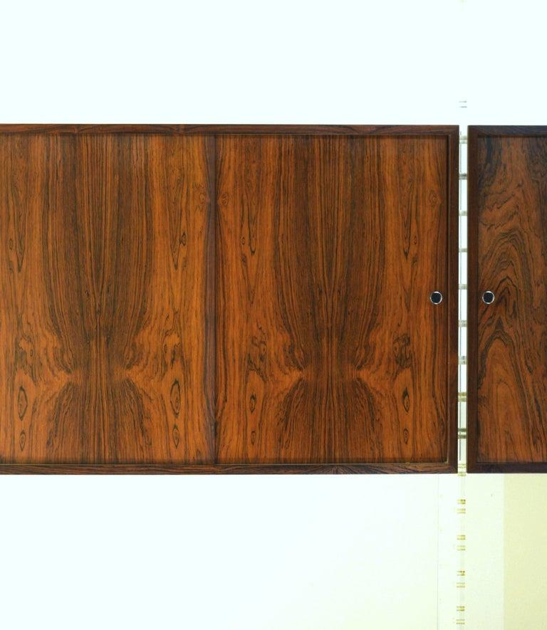 Room Divider and Storage Cabinet System by Poul Nørreklit, Denmark For Sale 7