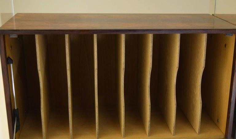 Room Divider and Storage Cabinet System by Poul Nørreklit, Denmark For Sale 4