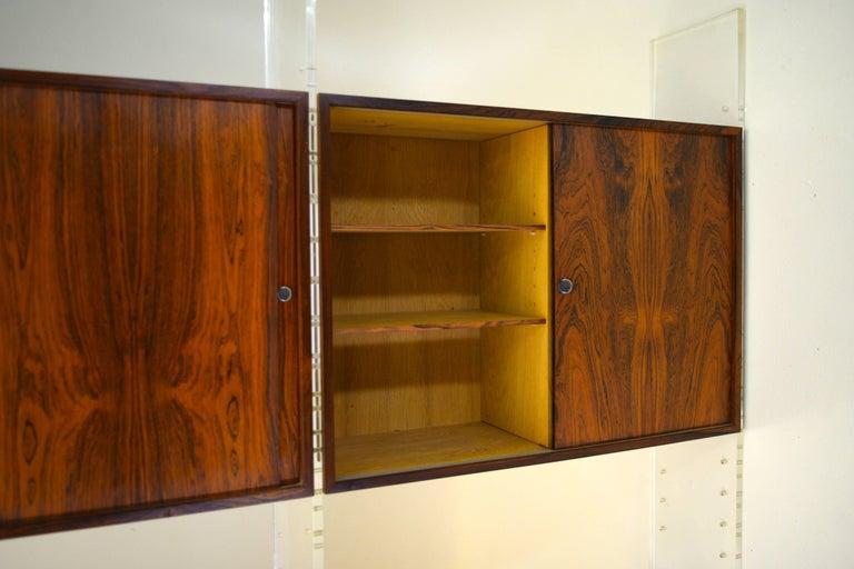 Room Divider and Storage Cabinet System by Poul Nørreklit, Denmark For Sale 9