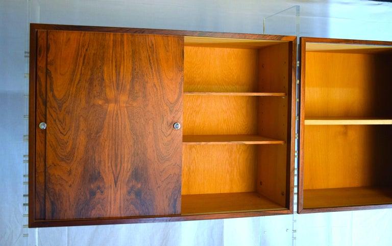 Room Divider and Storage Cabinet System by Poul Nørreklit, Denmark For Sale 10