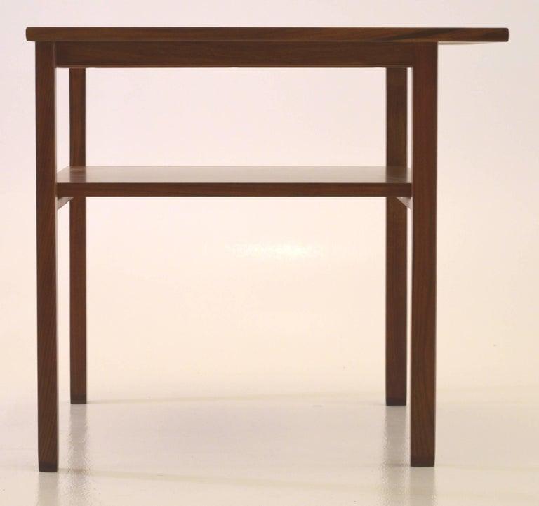 Dunbar Lamp Table Edward Wormley Circa 1955 27 7 8 Square 26 Inch
