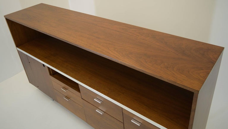 Large Credenza Cabinet by George Nelson for Herman Miller 3