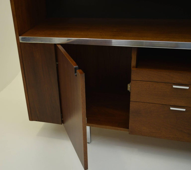 Large Credenza Cabinet by George Nelson for Herman Miller 6