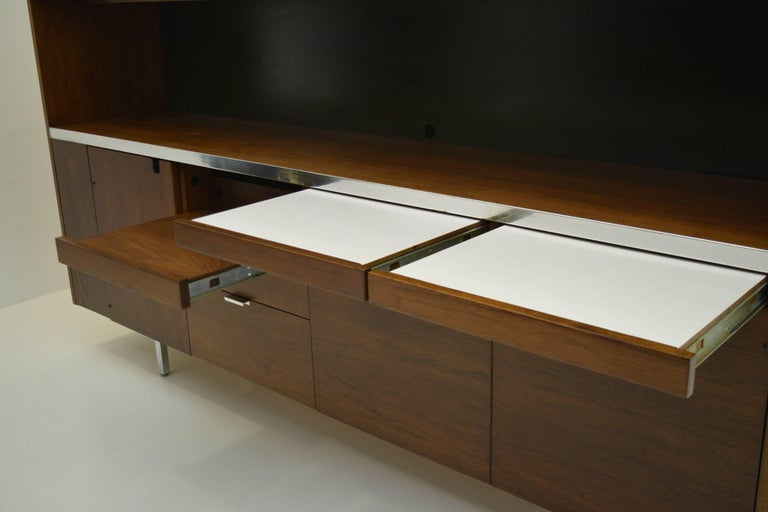 Large Credenza Cabinet by George Nelson for Herman Miller 9