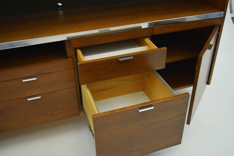 Large Credenza Cabinet by George Nelson for Herman Miller 8