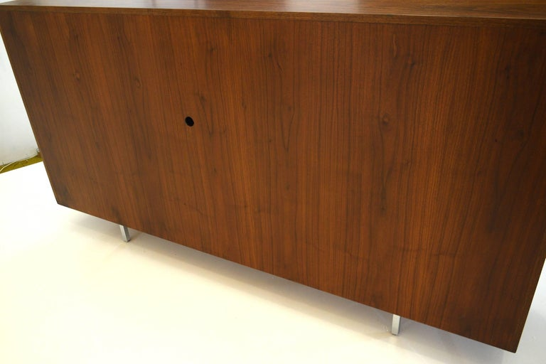 American Large Credenza Cabinet by George Nelson for Herman Miller For Sale