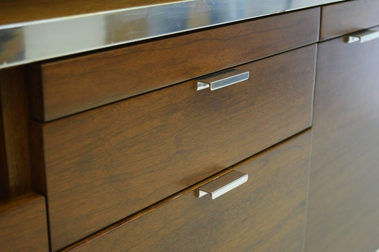 Large Credenza Cabinet by George Nelson for Herman Miller 5