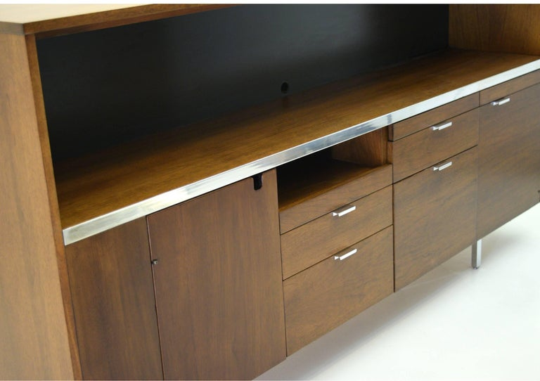 Large Credenza Cabinet by George Nelson for Herman Miller 4