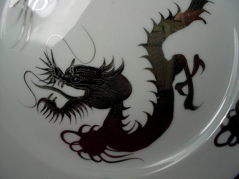 Hayasi China Hand Painted Japan