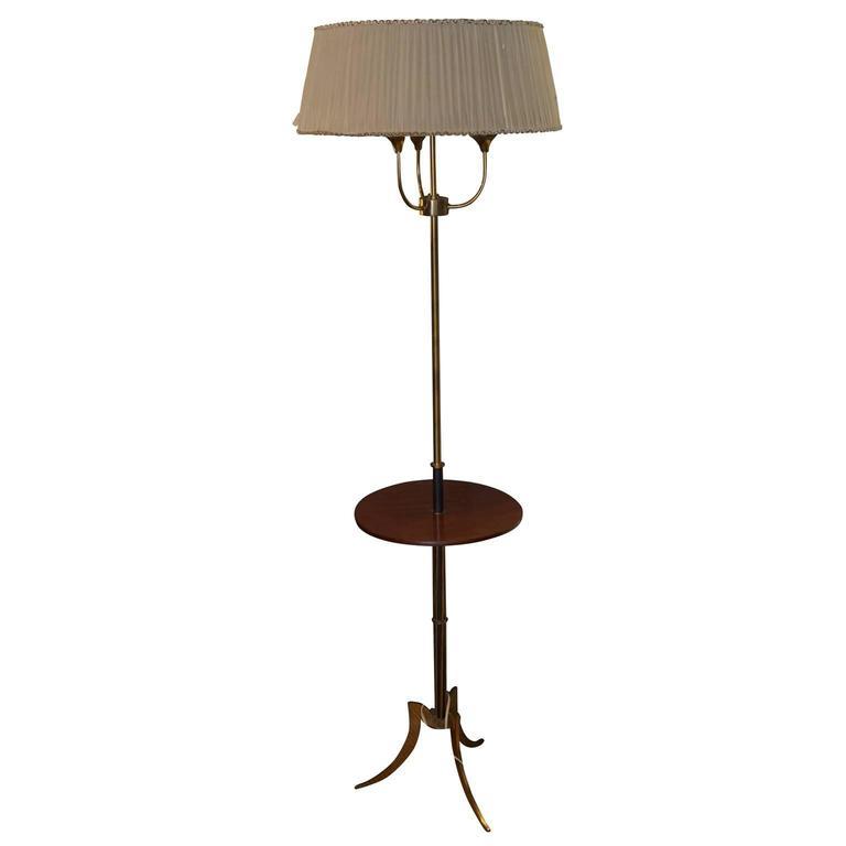 Mid-Century Modern Italian Vintage Floor Lamp