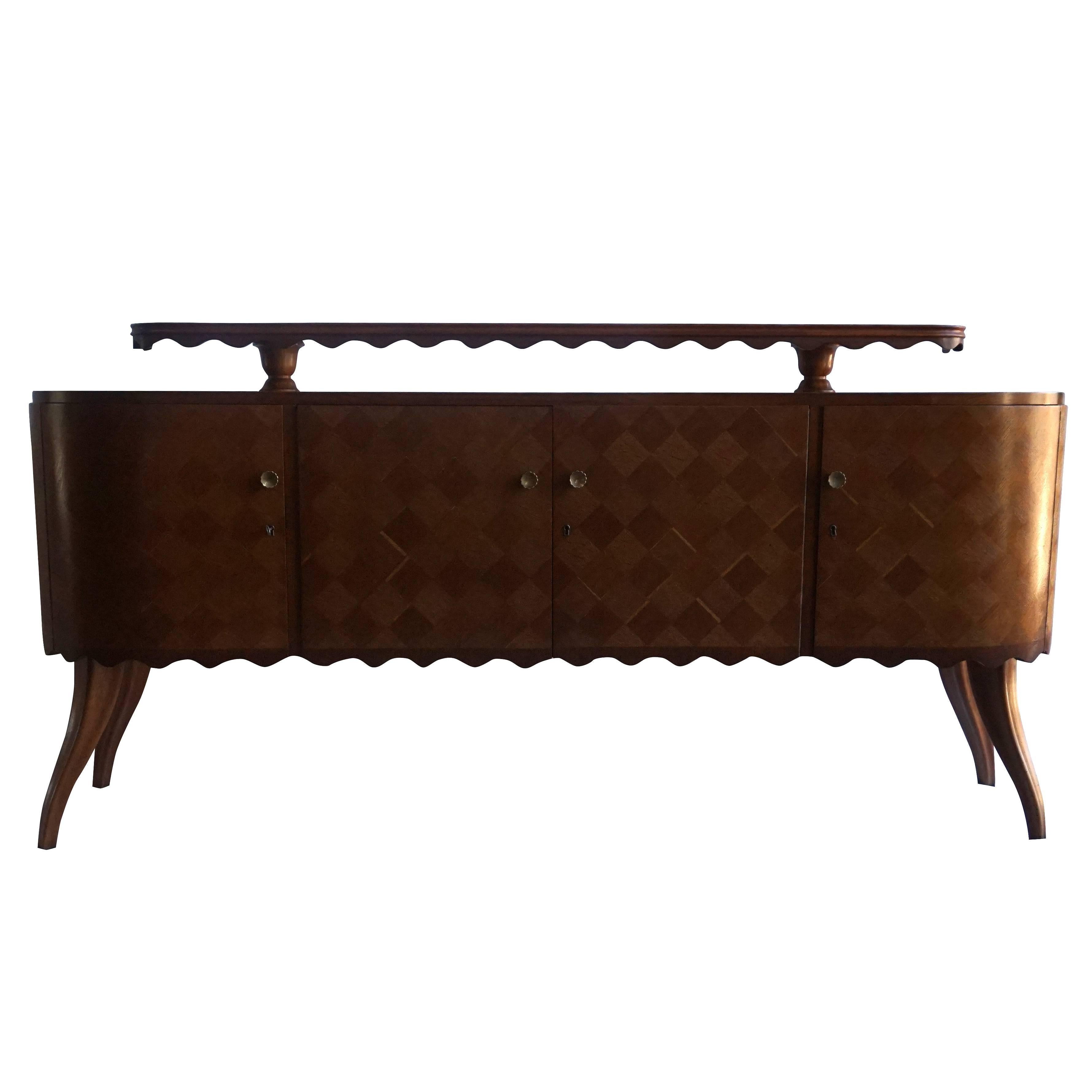 1stdibs antiques vintage and mid century modern for Sideboard xenia