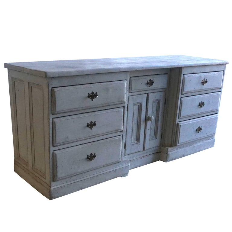 Mid-19th Century Swedish Gustavian Chest