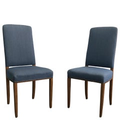 20th Century Set of Two Chairs by C. Malmsten