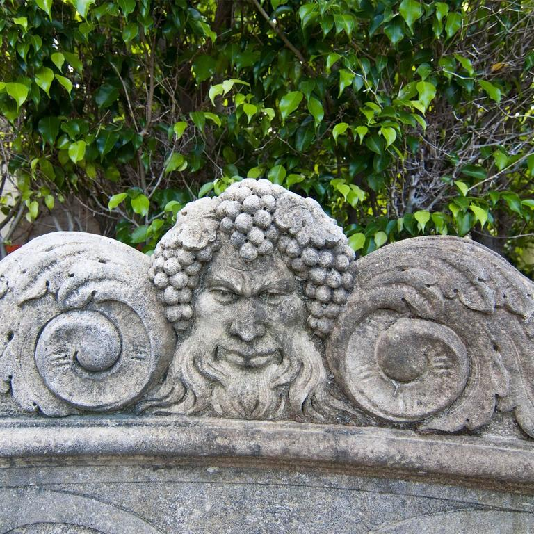 Late 19th 20th Century Renaissance Style Italian Curved