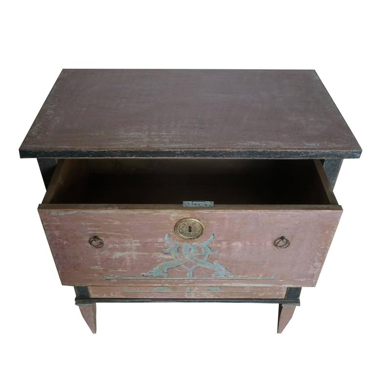 20th century pair of gustavian style chests for sale at for Furniture 08054