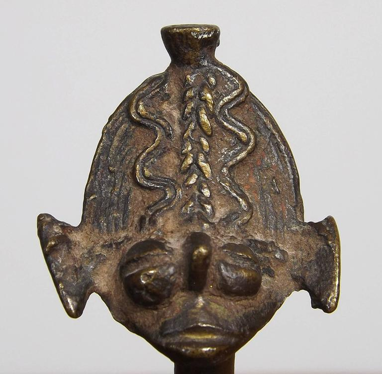 African Kulango Pendant Figure For Sale At 1stdibs