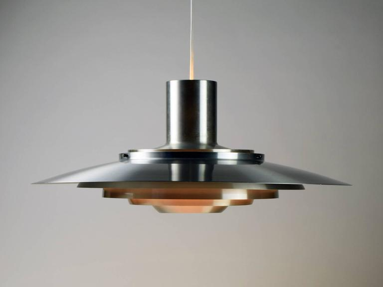 Lamp In Kast : Fabricius and kastholm pendant for nordisk solar stunning