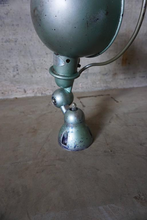 French Industrial Wall Lights : Industrial French Wall Light by Jean-Louis Domecq for Jielde, 1950s For Sale at 1stdibs