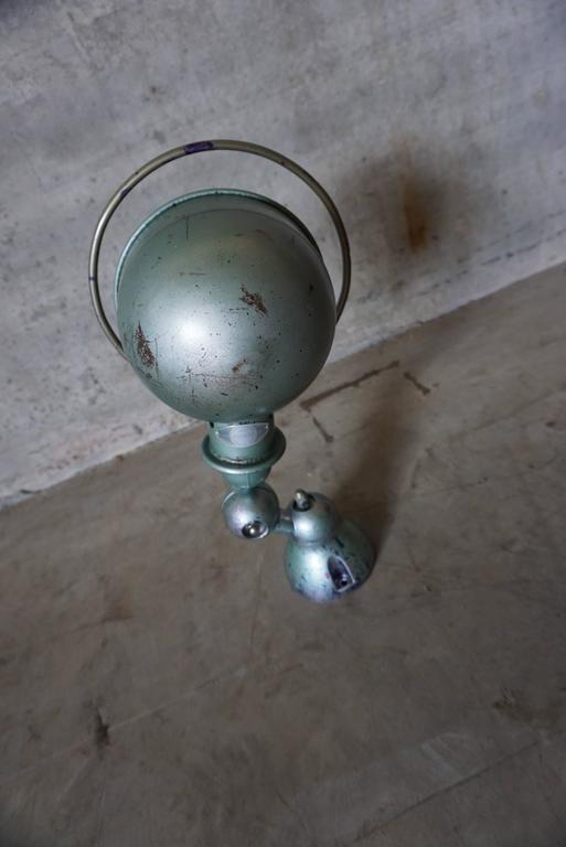 Industrial French Wall Light by Jean-Louis Domecq for Jielde, 1950s For Sale at 1stdibs
