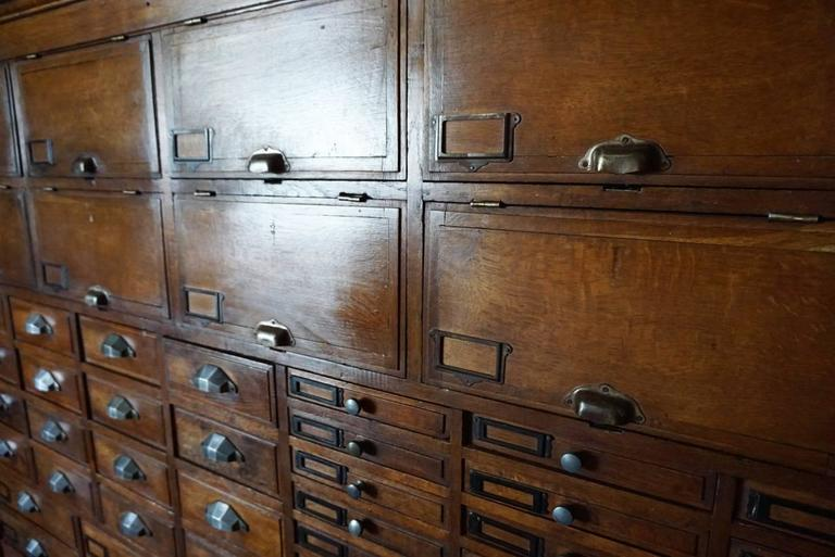 French oak jewelers or apothecary cabinet 1930s for sale for 1930s kitchen cabinets for sale