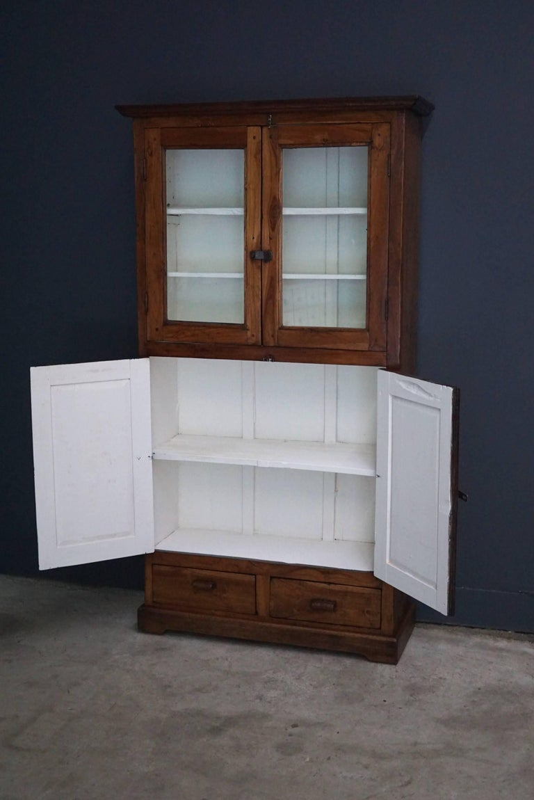 French Farmhouse Kitchen Cabinet 1870s At 1stdibs