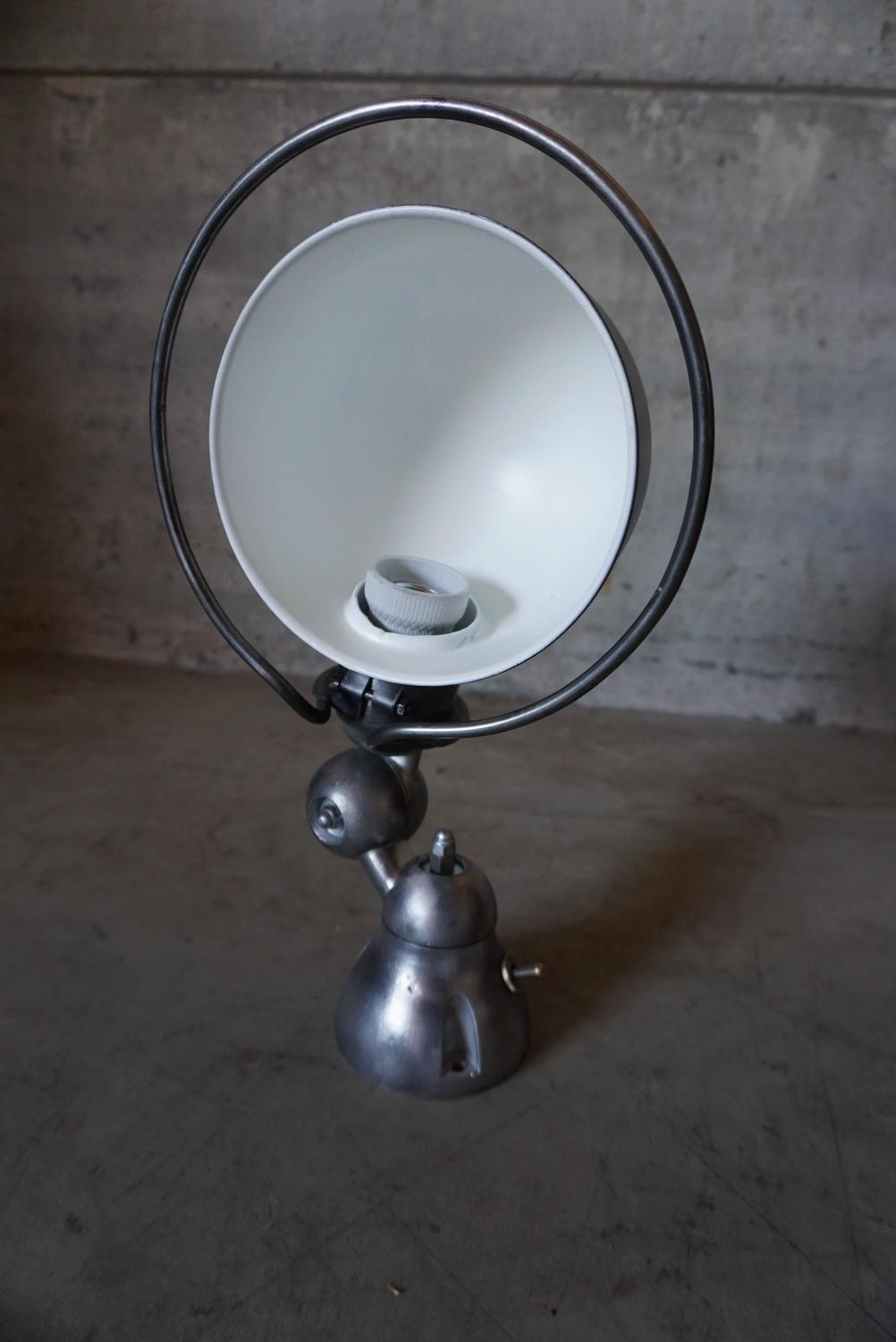 French Industrial Wall Lights : French Industrial Wall Lights by Jean-Louis Domecq for Jielde, 1950s For Sale at 1stdibs