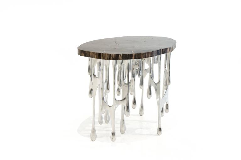 Dripping Table by John Brevard 4