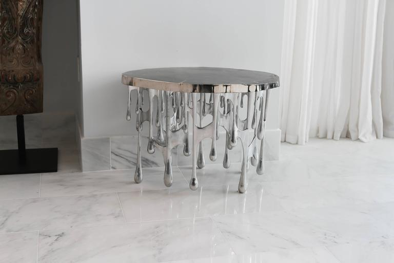 Dripping Table by John Brevard 5